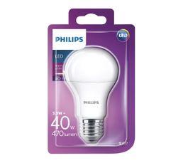 Ampoule LED 6W équiv 40W 470lm E27 Blanc chaud