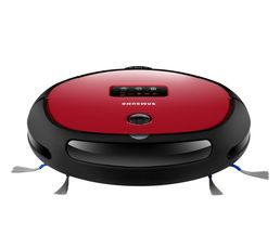 aspirateur robot samsung sr8756 navibot rouge aspirateurs but. Black Bedroom Furniture Sets. Home Design Ideas