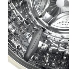 Lave-linge hublot LG F74795SL Silver