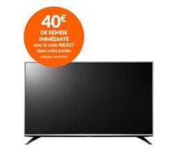 Téléviseur Full HD 43'' 108 cm LG 43LH541V