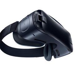 SAMSUNG Casque realité virtuelle SM-R323NBKAX