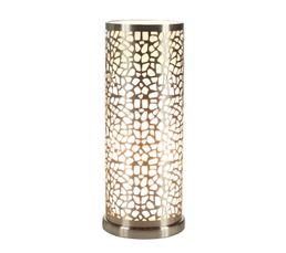 Lampes � Poser - Lampe à poser ALMERA Nickel mat