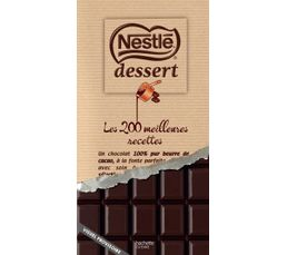 Livre de cuisine MARABOUT Nestlé dessert