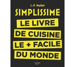 Livre de cuisine HACHETTE Simplissisme
