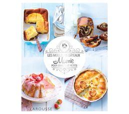 Livre de cuisine LAROUSSE Les meilleurs gâteaux de mamie