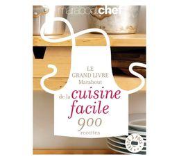Livre de Cuisine MARABOUT Le Grand Livre Cuisine Facile