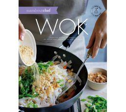 Livres De Cuisine - Livre de cuisine MARABOUT Spécial wok
