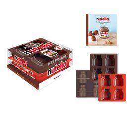 Coffret livre cuisine marabout mini cook 39 in box nutella but - Coffret livre de cuisine ...