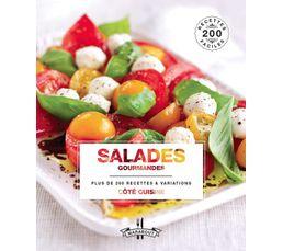 Livre de cuisine marabout salades gourmandes livres de - Marabout livre cuisine ...