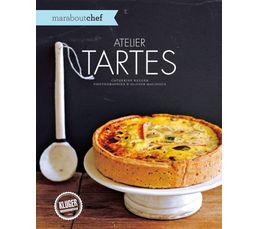 Livres De Cuisine - Livre de cuisine MARABOUT Atelier tartes