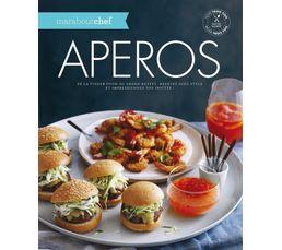 Livres De Cuisine - Livre de cuisine MARABOUT Apéros de la finger food