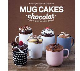 Livre de cuisine MARABOUT Mug cakes chocolat