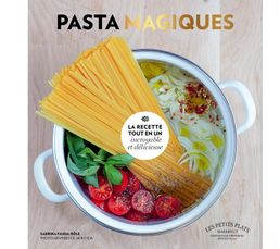Livres De Cuisine - Livre de cuisine MARABOUT Pasta magiques