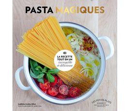 Livre de cuisine MARABOUT Pasta magiques