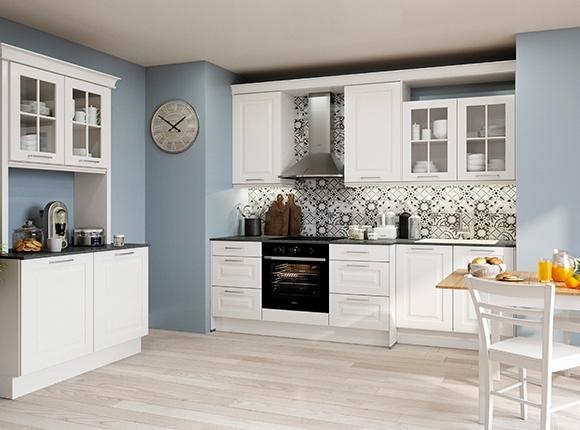 Choisir une cr dence dans la cuisine pour apporter du style - Credence en carrelage pour cuisine ...