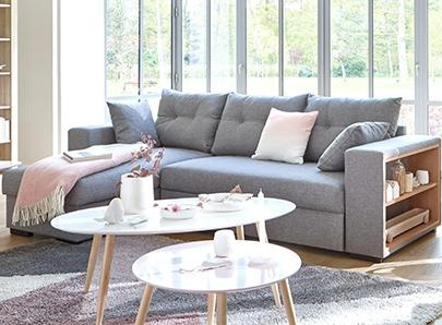 Meuble salon et meuble de salle manger for Meuble de coin pour salon