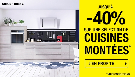 Offre Cuisines Montee