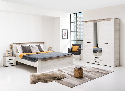 mobilier pratique et contemporain. Black Bedroom Furniture Sets. Home Design Ideas