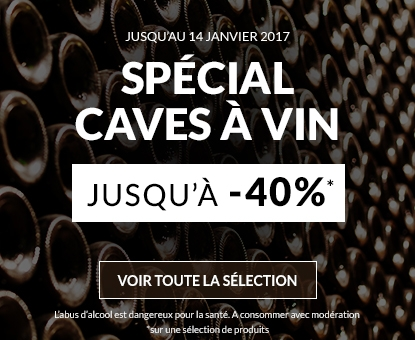 Offres special Caves a vin