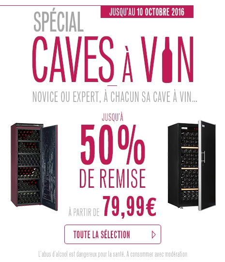 Special Caves a vin