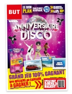 Anniversaire Disco BUT