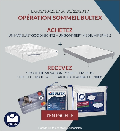 Offre Bultex