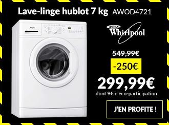 Tout pour le lavage achat lave linge s che linge lave - Superposer seche linge sur lave linge ...