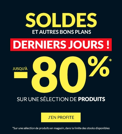 Offres Soldes Electro