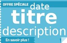 Offre Rosières : Opération 1€