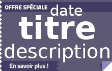 Offre spéciale : Bougie et Bijou Philips