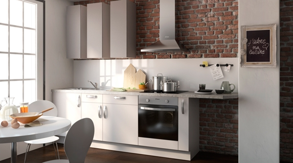 cuisine urban. Black Bedroom Furniture Sets. Home Design Ideas