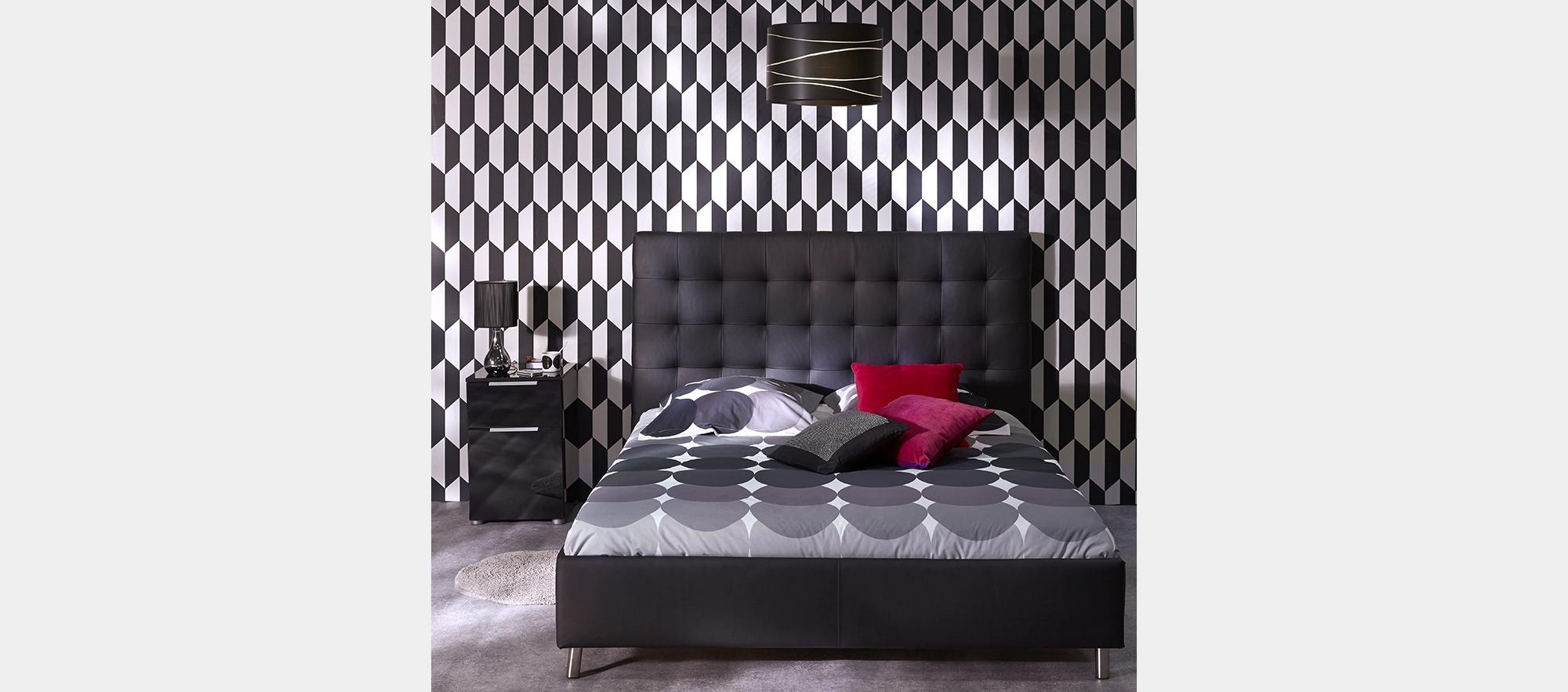 chambre design lit japp - Meuble Chambre But