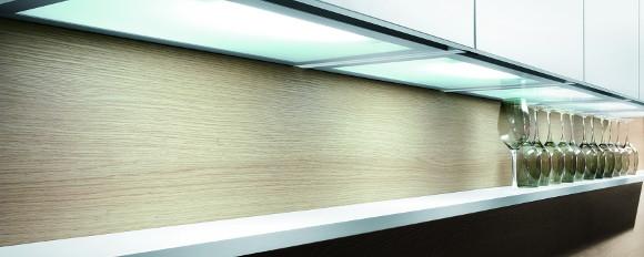 Spot led sous meuble cuisine spot encastrable micro line Applique eclairage meuble cuisine ikea