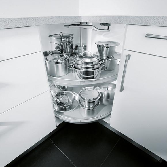 Cuisine am nag e l 39 am nagement d 39 int rieur et rangements for Accessoire meuble angle cuisine