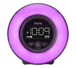 Réveil Bluetooth® lumineux IHOME IBT294