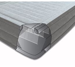 Matelas gonflable 1 place INTEX DURABEAM