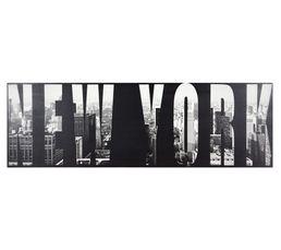 NEW YORK CITY Toile 45X140