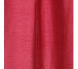 Rideau 140x250 cm PLIZZ Rouge
