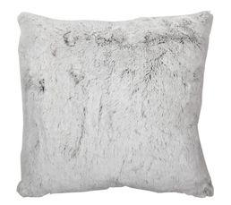 Coussin 45x45 cm ICE blanc