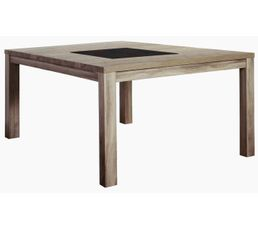 STONE Table rectangulaire VT13BIS CHENE GRIS