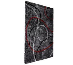 AVENUE Tapis 160x230 cm gris