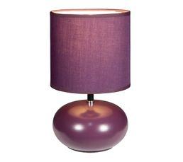 Lampe de chevet PENNY 2 Violet