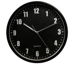 HOUR 2 Horloge Noir