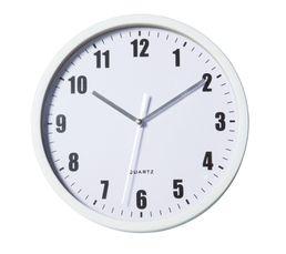 HOUR 2 Horloge Blanc