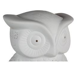 Lampe à poser HIBOU 2 Blanc