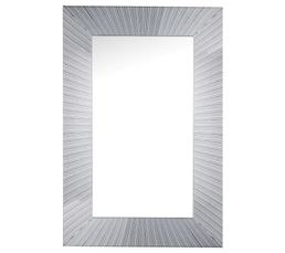 Miroir 60x90 vibration silver miroirs but for Miroir 60x90