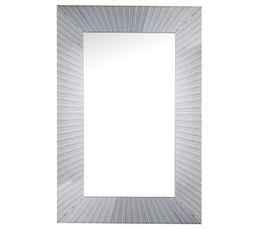 VIBRATION Miroir 60X90 Silver