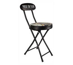 Chaise pliante JOY Imprimé