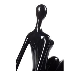 Statue LADY Noir