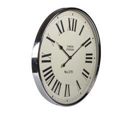 Horloge CENTRAL PARK Silver